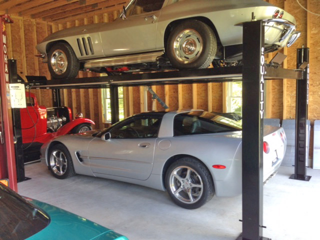 lifts for home vehicle storage