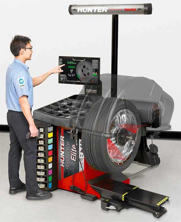 Wheel balancers auto shop equipment total tool for Parlour equipment