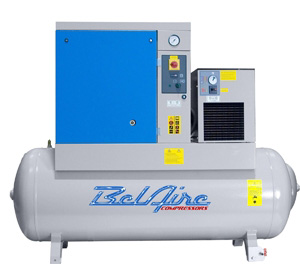 Total Tool is a BelAire Compressors dealer for sales and service