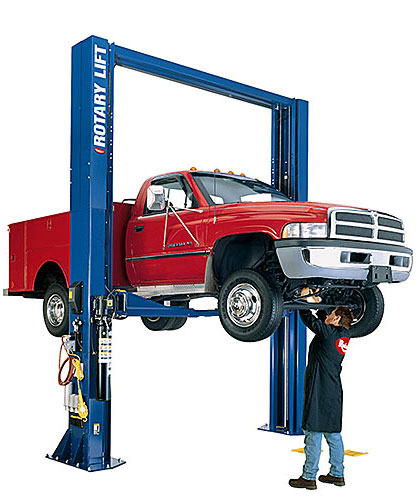 Total Tool offers Automotive Lift Operator Training for all truck and auto lifts to keep your personnel safe
