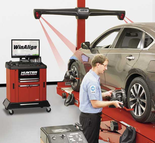 Vehicle Alignment Near Me >> Wheel Alignment Equipment Total Tool