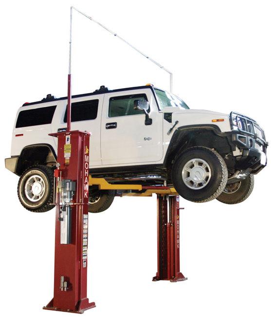 Mohawk two post lift