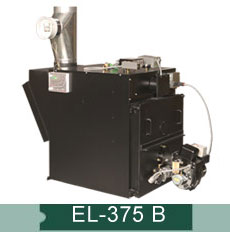 EL375B Waste Oil Heaters & Boilers