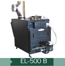 EL500B Waste Oil Heaters & Boilers