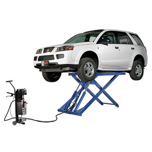 Model #: QMR6 6,000 lb. Specialty Lift for the home garage