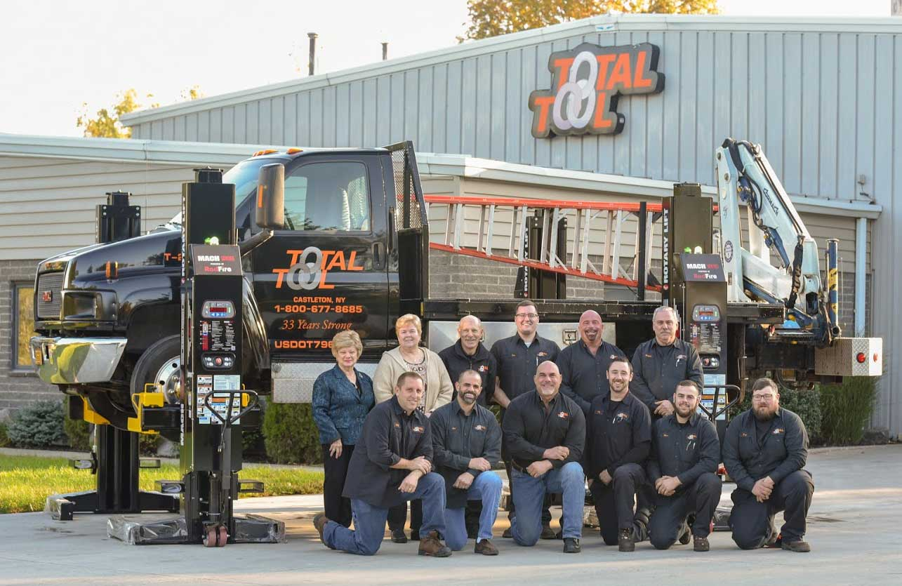 Meet Total Tool's Team – Total Tool