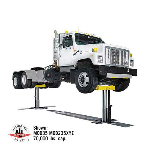 Image of Rotary Heavy Duty Lift model MOD35