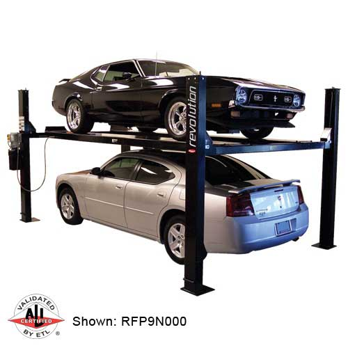 Image of Rotary Revolution Series lifts model RFP9
