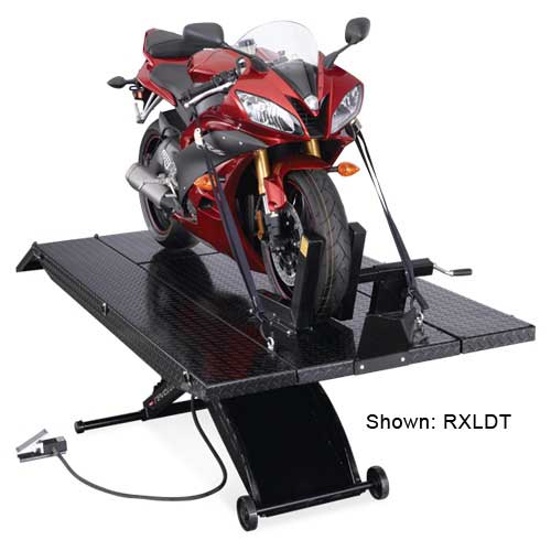 Image of Rotary Lifts model RXLDT for motorcycles