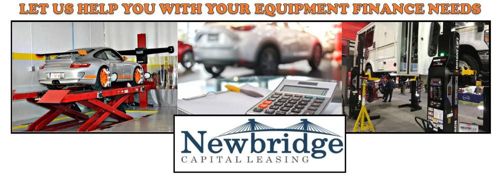 Finance with Newbridge Capital Leasing